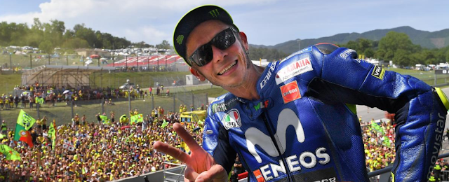 MotoGP第6戦イタリアGP バレンティーノ・ロッシ