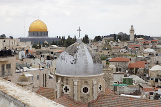 Jerusalem Old City Rooftop
