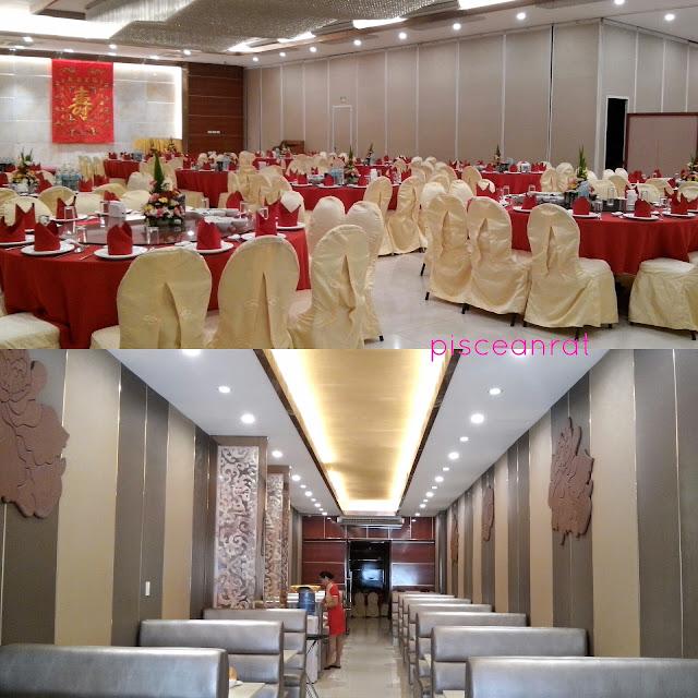 oriental palaca dining hall