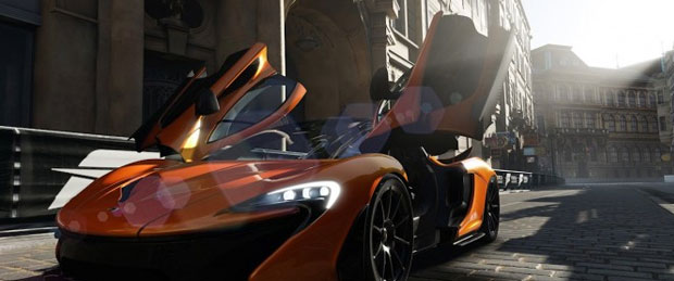 Forza 5 Bernese Alps Direct feed gameplay