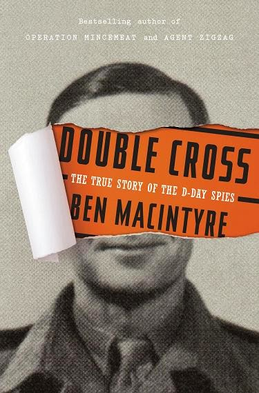 Double Cross by Ben Macintyre – Book cover