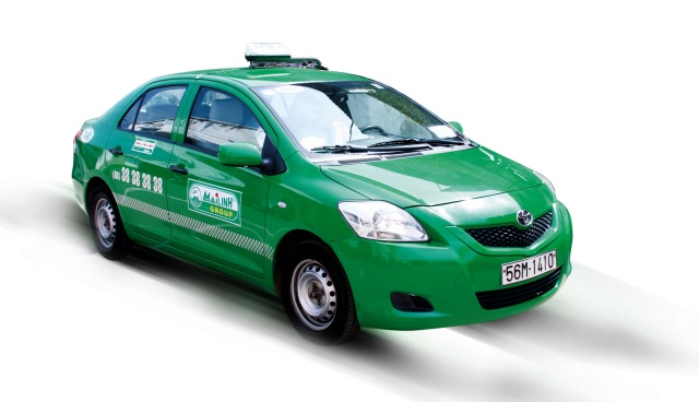 Toyota Vios là dòng xe rất được các bác tài xế taxi ưa chuộng