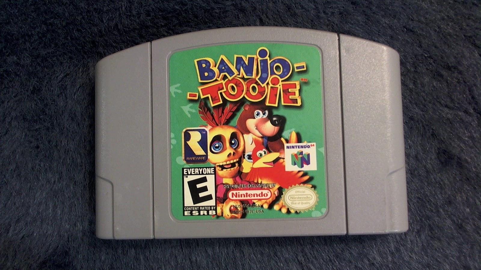 Nintendo 64 Games Arrived!