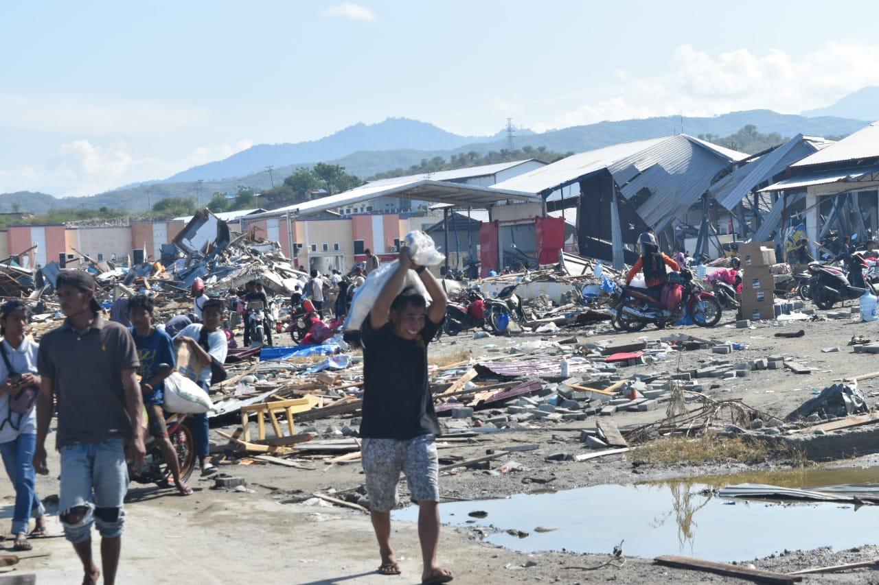 Gak Nyangka! Begini Komentar Presiden Jokowi terkait Fakta Penjarahan