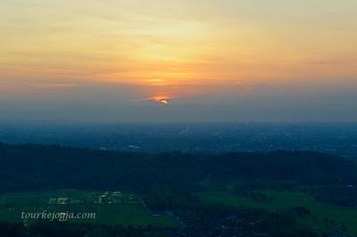 Sunset Bukit Bintang