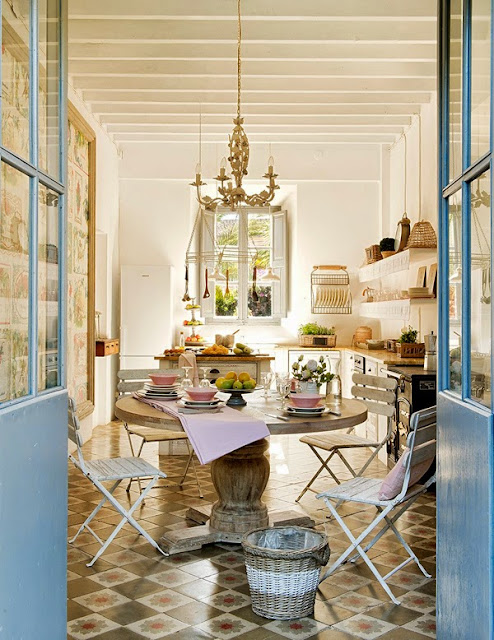 Decor Inspiration Villa Station in Ses Salines, Mallorca.