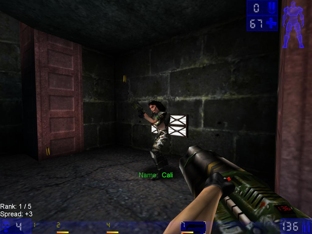 MTMgames: Free Download Unreal Tournament 1 Game For PC Full Version