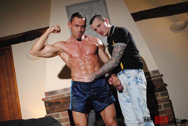 Simon Layton and Dan Jensen