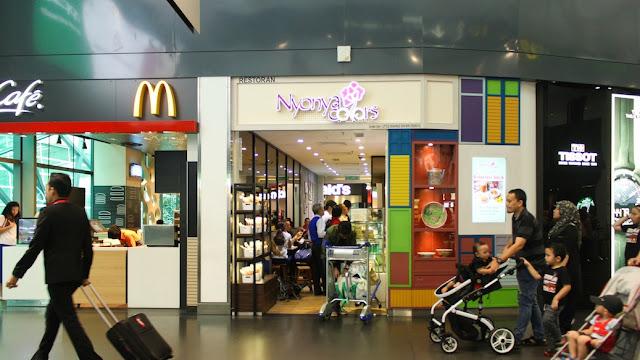 nyonya colors malaysia airport