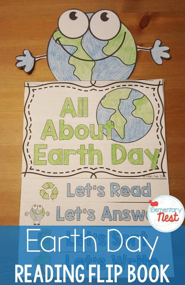 Earth Day Educational Activities For The Primary Classroom Reading Hands On Crafts