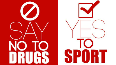 Say NO to drugs | YES to Sports