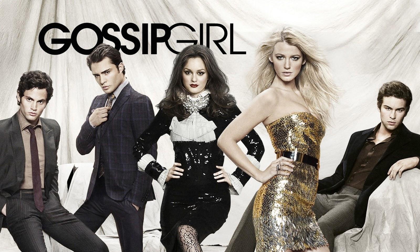 Los protagonistas principales de 'Gossip Girl'