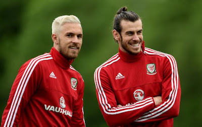 Aaron Ramsey Gantikan Posisi Gareth Bale