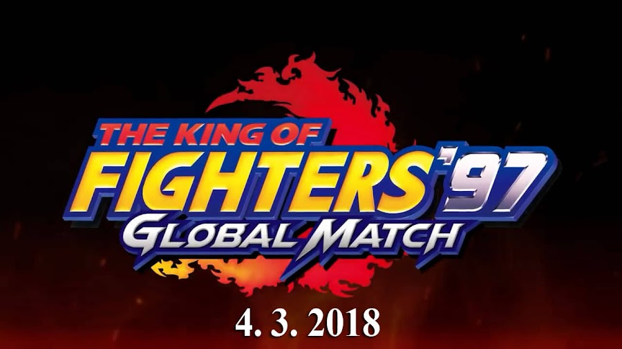 king of fighters '97 global match