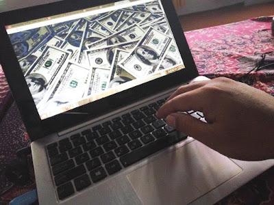 Cara Jitu Dapat Uang Dari Blogger