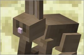 Minecraft Rabbit Figures