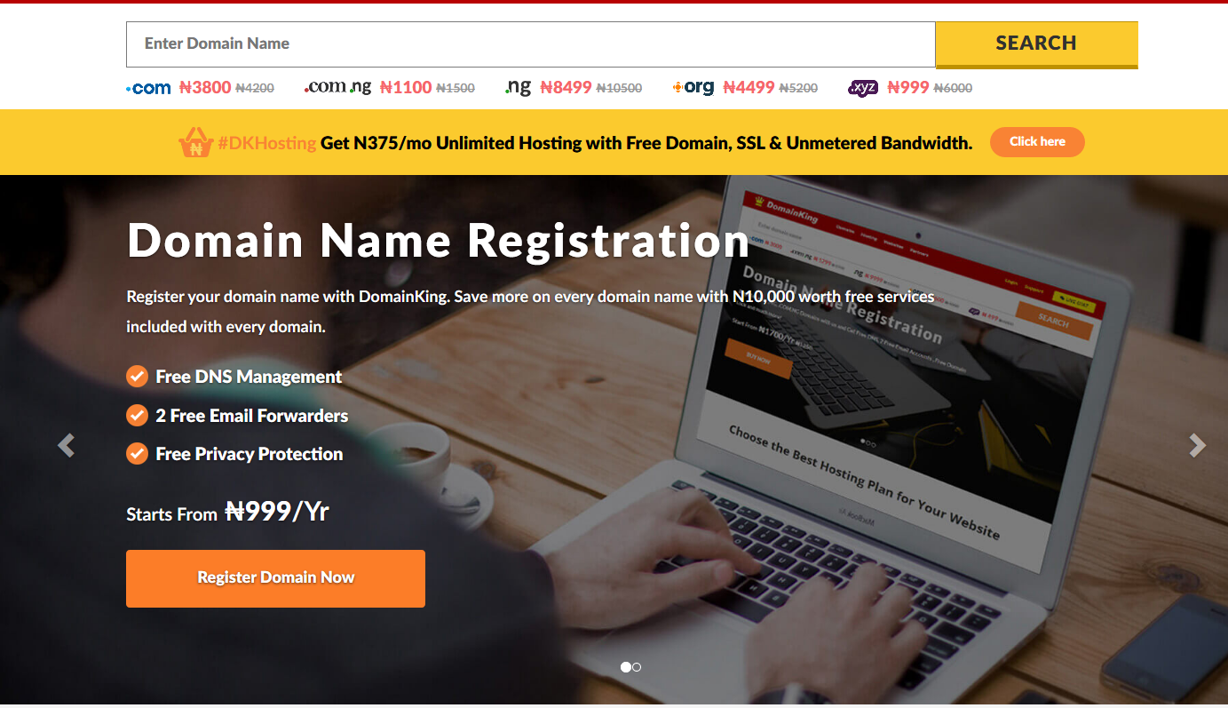 Domainking Affiliate Program Review Make Money With Web Hosting In Nigeria Naijamula