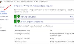 Cara Memblokir Akses Internet Aplikasi Windows 10 Tanpa Aplikasi Pihak Ketiga
