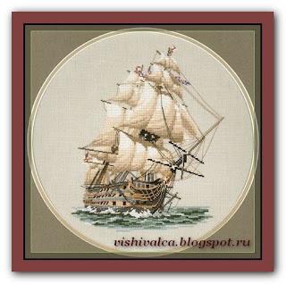 "Heritage Crafts Серия: Ships ""CVY309 HMS Victory"""