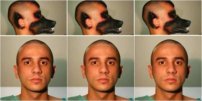 Pria ini Rela Operasi Plastik Agar Berwajah Anjing
