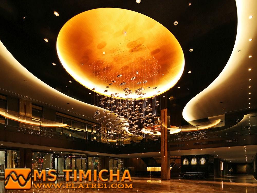 decoration de cafe au maroc ms timicha d coration pl tre plafond. Black Bedroom Furniture Sets. Home Design Ideas