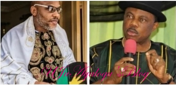Ozubulu killing: Governor Obiano speaks about identity of attackers, disagrees with Nnamdi Kanu