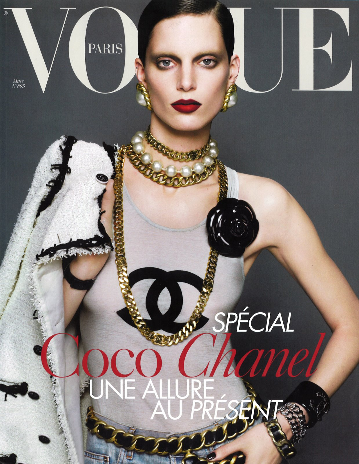 chanel coco vogue covers paris magazines french magazine elegance models editorial face les speak channel devoted mademoiselle boyish goddess retro
