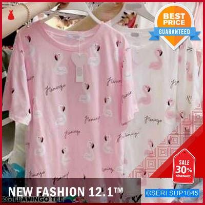 SUP1045B16 Baju Keren Flamingo Tee 2019 Murah BMGShop