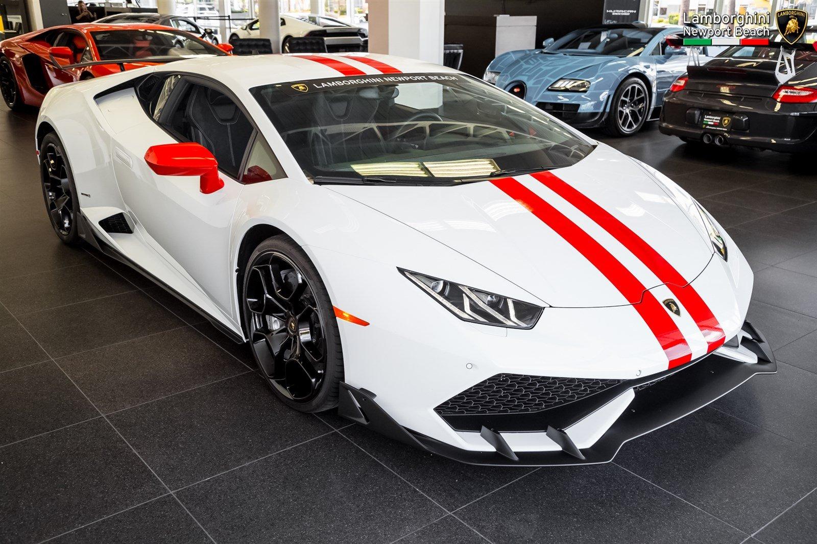Lamborghini S Own Aero Package For The Huracan Looks Fantastic In