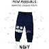 Jogger Monster (Navy)