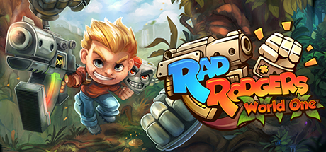 Rad Rodgers World One PC Full Español 1 link