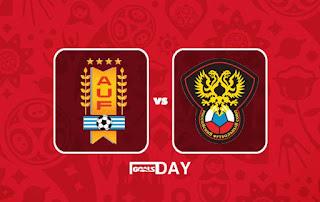 Uruguay vs Russia – Highlights & All Goals