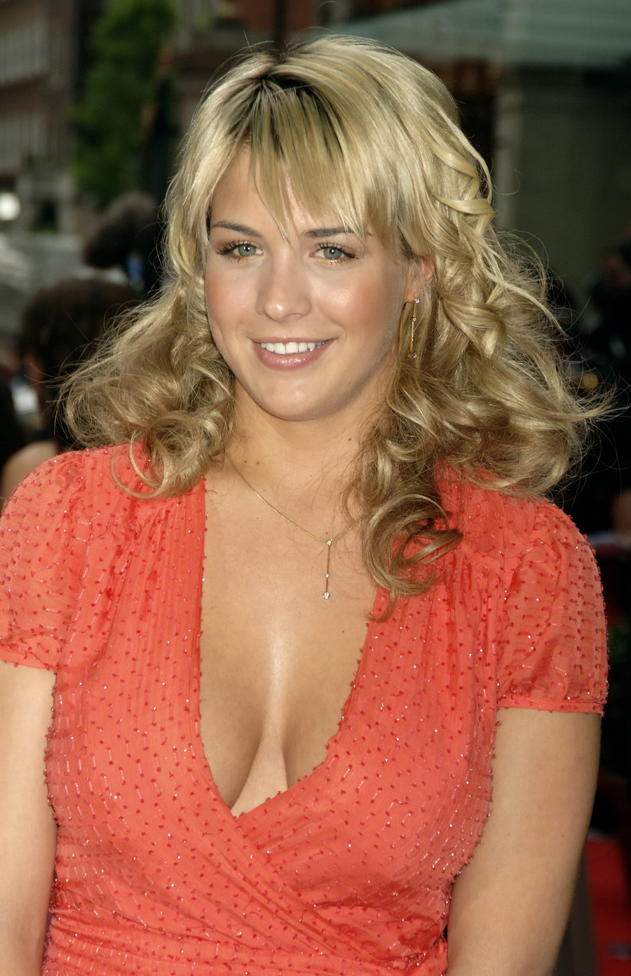 Gemma Atkinson Hot Cleavage Sexy Hq Photos At In Bafta 2006-4159