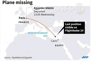 Fire Likely Led to 2016 EgyptAir Crash