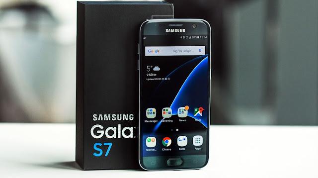 Samsung Galaxy S7 Camera Review