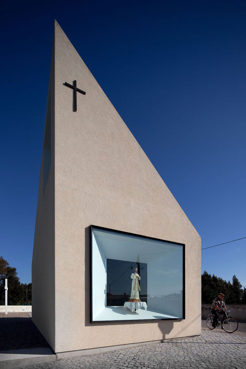 Capela-de-Santa-Filomena-08 Capela de Santa Filomena by Pedro Maurício Borges Design