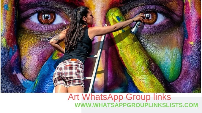 Join Art WhatsApp Group Links List