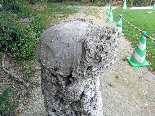 小城のニーセー石の写真