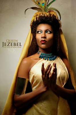 queen jezebel bible stories