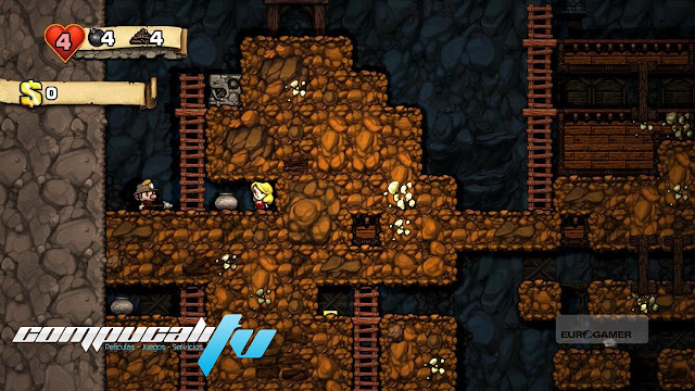 Spelunky HD PC Full Español