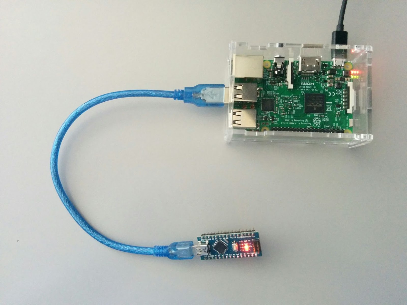 Raspberry PI - Arduino communication over USB serial - Yet