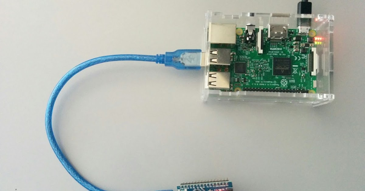 Raspberry pi arduino communication over usb serial yet