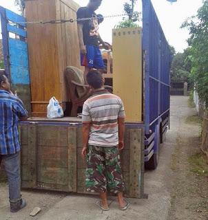 Jasa Pindahan Truk Jakarta Madiun
