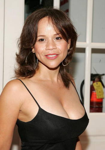 Sorry, not Rosie Perez nude you for