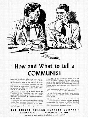How and What to Tell a Communist