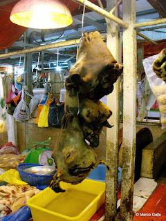 MERCADO DE CHOW KIT, KUALA LUMPUR. MALASIA