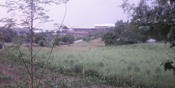Lokasi lingkungan PT PRIA.