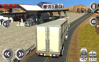 Heavy Truck Simulator Mod Apk v1.851 Full version
