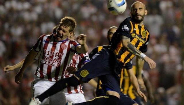 Union Santa Fe vs Rosario Central en vivo