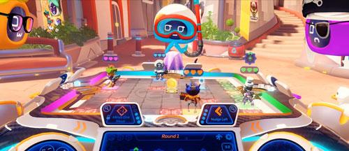 New Games: MINI-MECH MAYHEM (PlayStation 4, PS VR) | The